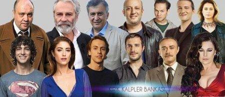 Турецкий фильм: Банк разбитых сердец / Kırık Kalpler Bankası (2017)