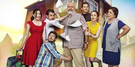 Турецкий сериал: Отец душа / Baba Candir (2015)