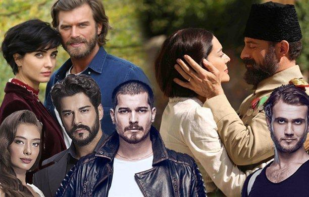 Лучшие для всех Турецкие сериалы.