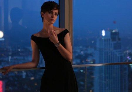 Туба Бюйюкюстюн стала моделью Valentino