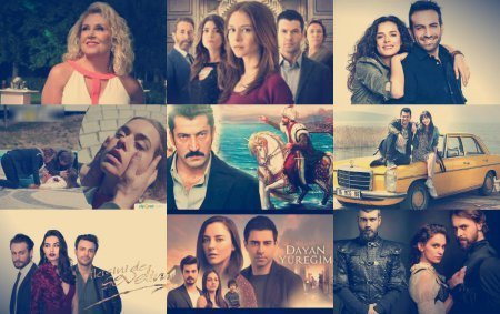 Новости из мира турецких сериалов за 19 апреля