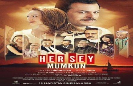 Турецкий фильм: Все возможно / Her Sey Mumkun (2017)