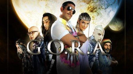 Турецкий фильм: Космический элемент: Эпизод X / G.O.R.A. (2004)