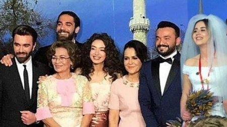Свадьба сестры Кадира Догулу