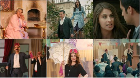 Любовь и Мави / Ask ve Mavi 30 серия описание и фото