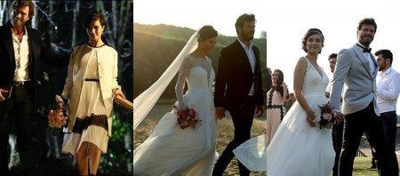 В турецких сериалах наступил свадебный сезон