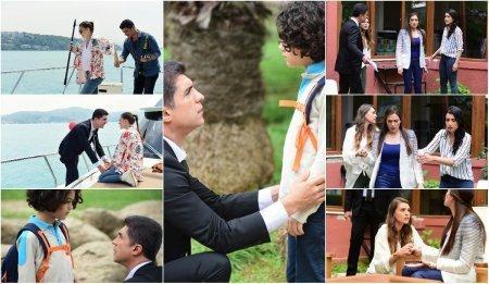 Стамбульская невеста / İstanbullu Gelin 15 серия описание и фото