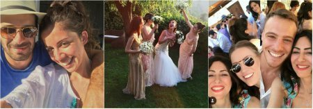 Сестра Керема Бурсина вышла замуж