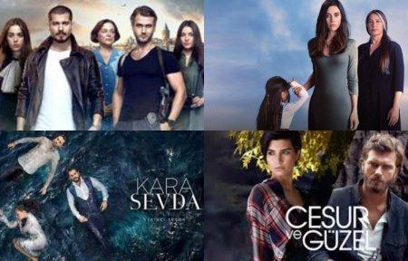С каким из этих сериалов будет сложнее всего расстаться?