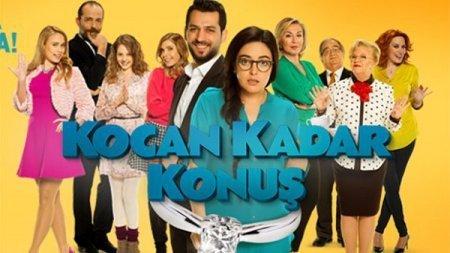 Турецкий фильм: Говори как твой муж / Kocan Kadar Konus (2015)