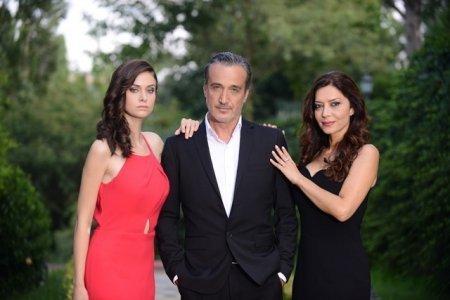 Турецкий сериал: Любовь и грех / Ask ve Gunah (2015)