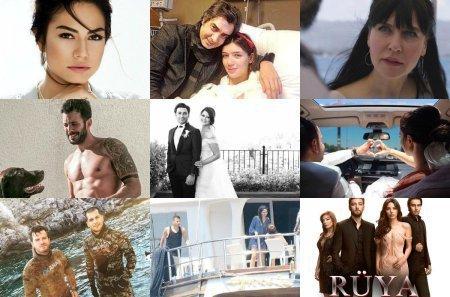 Новости из мира жизни турецких звезд за 1 июля