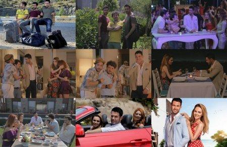 Два лжеца / Iki Yalanci 1 серия описание и фото