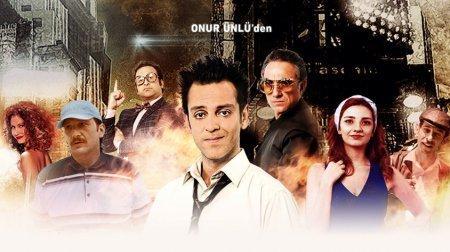 Турецкий сериал: Видимый человек / Gorunen Adam (2017)
