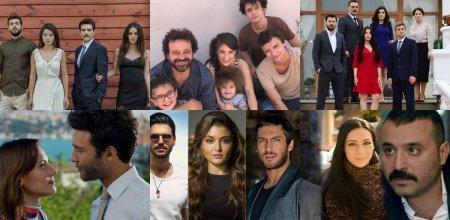Новости из мира турецких сериалов за 20 июля