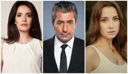 Новый турецкий сериал на Fox Tv