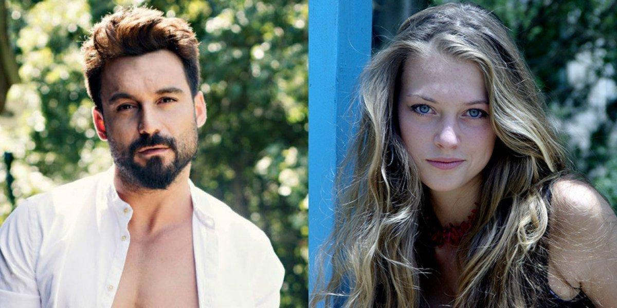 Александра Никифорова снимется в турецком сериале ...