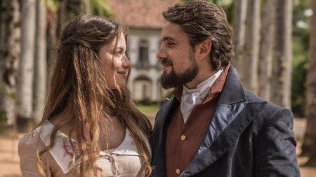 Бразильский сериал: Вне Времени / Alem do tempo (2015)