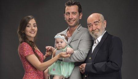 Турецкий сериал: Дай мне руку, любовь / Ver Elini Ask (2017)