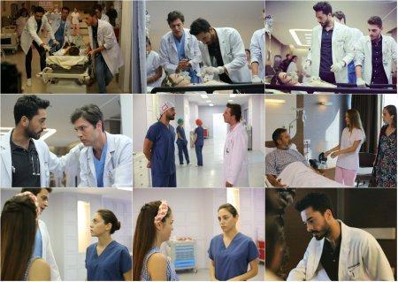 Сердцебиение / Kalp Atisi 10 серия описание и фото