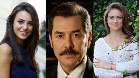 Турецкий сериал: Дочери убийцы / Katilin Kizlari (2017)