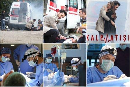 Сердцебиение / Kalp Atisi 14 серия описание и фото