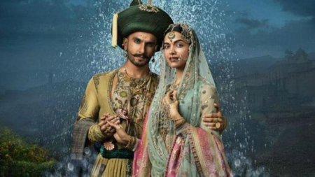 Индийский фильм: Падвамати / Padmavati (2017)