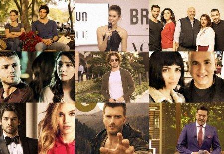 Новости из мира турецких сериалов за 24 октября