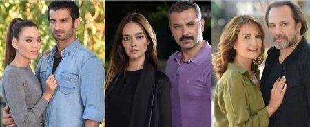Турецкий сериал: Соседи / Komsular (2017)