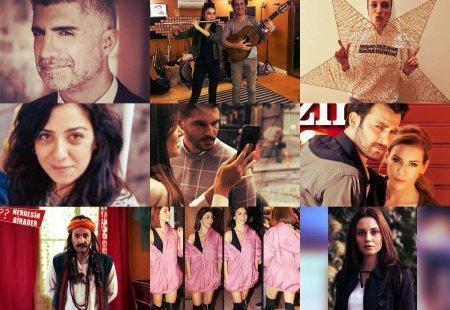 Новости из мира турецких сериалов за 29 октября
