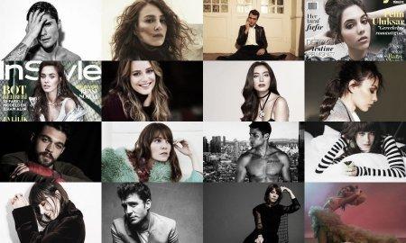 Турецкие звезды в октябрьских выпусках журналов