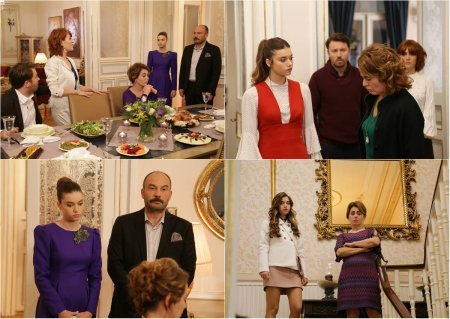 Госпожа Фазилет и ее дочери / Fazilet Hanim ve Kizlari - 21 серия, описание и фото