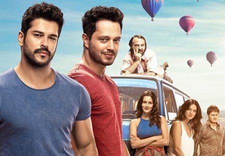 Турецкий фильм: Брат мой – 2 / Kardesim Benim – 2 (2017)
