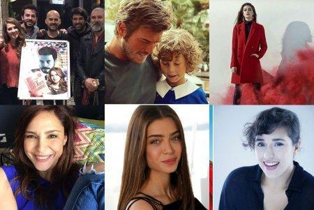 Новости из мира турецких сериалов за 10 ноября