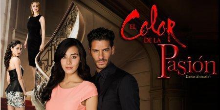 Мексиканский сериал: Цвет страсти / El color de la pasion (2014)