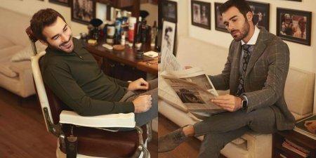 Интервью Юсуфа Чима для журнала CosmoMan