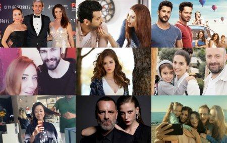 Новости из мира турецких сериалов за 22 ноября