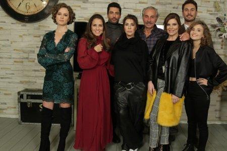 Турецкий сериал: Враг в моем доме / Yuvamdaki Dusman (2018)