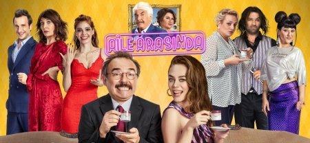 Турецкий фильм: В кругу семьи / Aile Arasinda (2017)