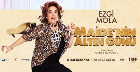 Турецкий фильм: Золотой день Маиды / Maidenin Altin Gunu (2017)