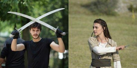 Турецкий фильм: Непокорный Каратай - Direnis Karatay (2018)