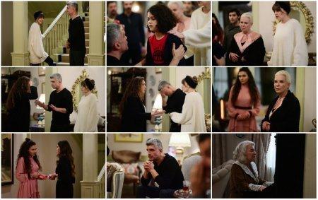 Стамбульская невеста / İstanbullu Gelin 30 серия описание и фото