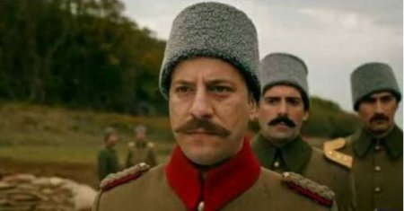 Турецкий сериал: Осада Эль-Кута / Mehmetcik Kutul Amare (2018)