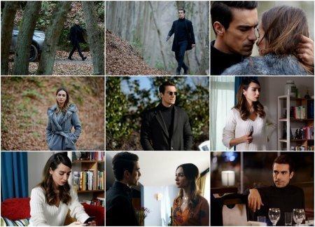 Черно-белая любовь / Siyah Beyaz Ask  - 12 серия, описание и фото