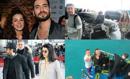 Турецкие звезды в разъездах