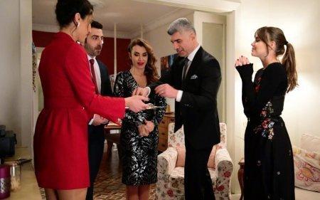 Стамбульская невеста / İstanbullu Gelin 35 серия описание и фото