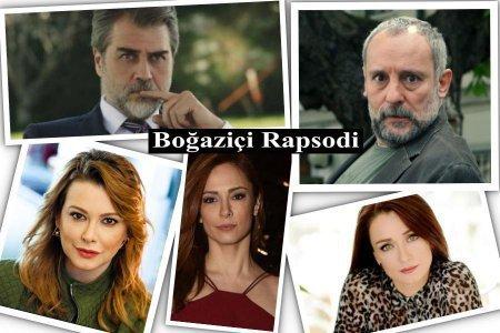 Турецкий сериал: Босфорская рапсодия / Bogazici Rapsodisi (2018)