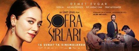 Турецкий фильм: Застольные секреты / Sofra Sirlari (2018)