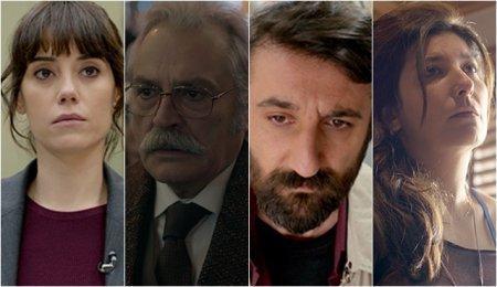 Турецкий сериал: Личность / Sahsiyet (2018)
