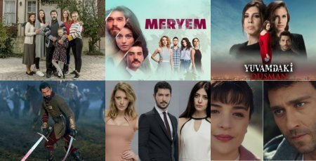 3 турецких сериала уходят с экранов на этой неделе